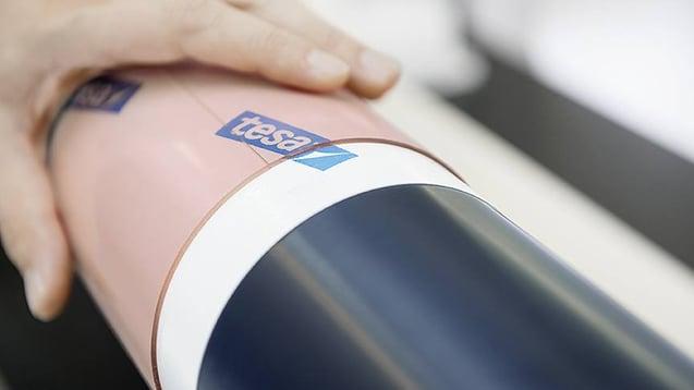 nastri per il montaggio delle lastre flessografiche