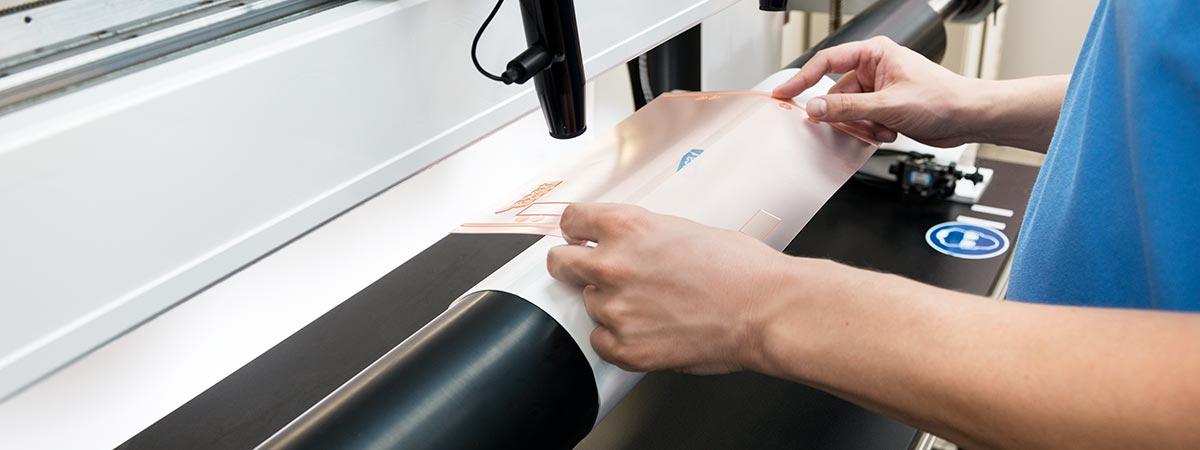 pulizia superficie rulli di stampa settore flessografia