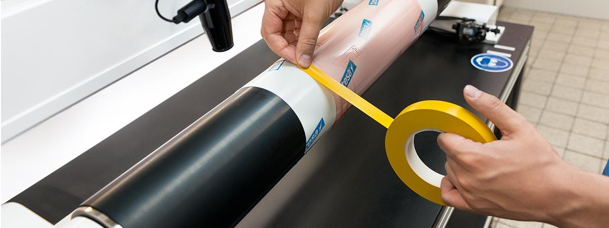 stampa flessografica