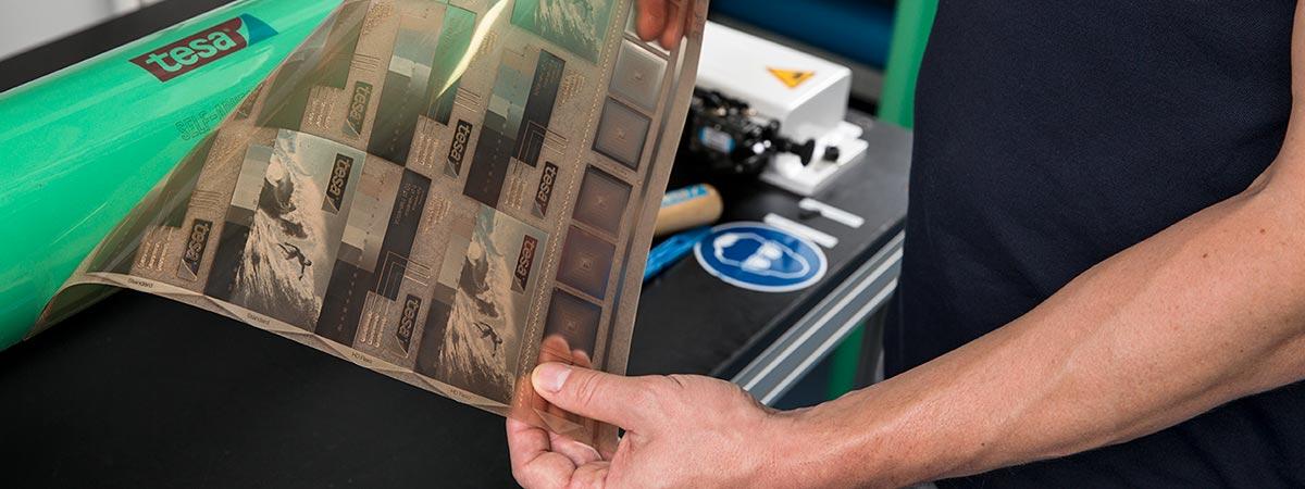 flexo flessografia stampa etichette